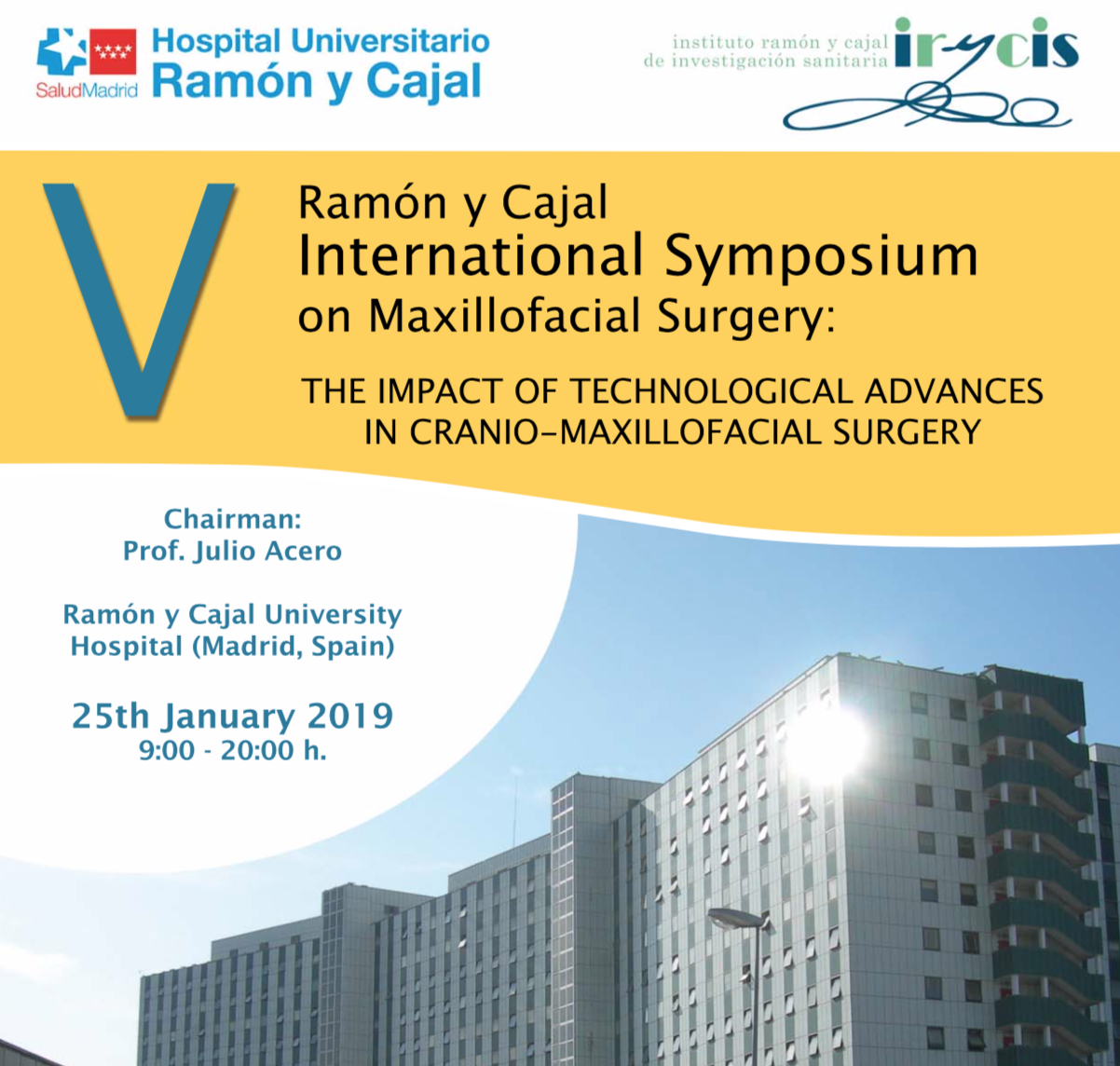 International Symposium on Maxillofacial Surgery